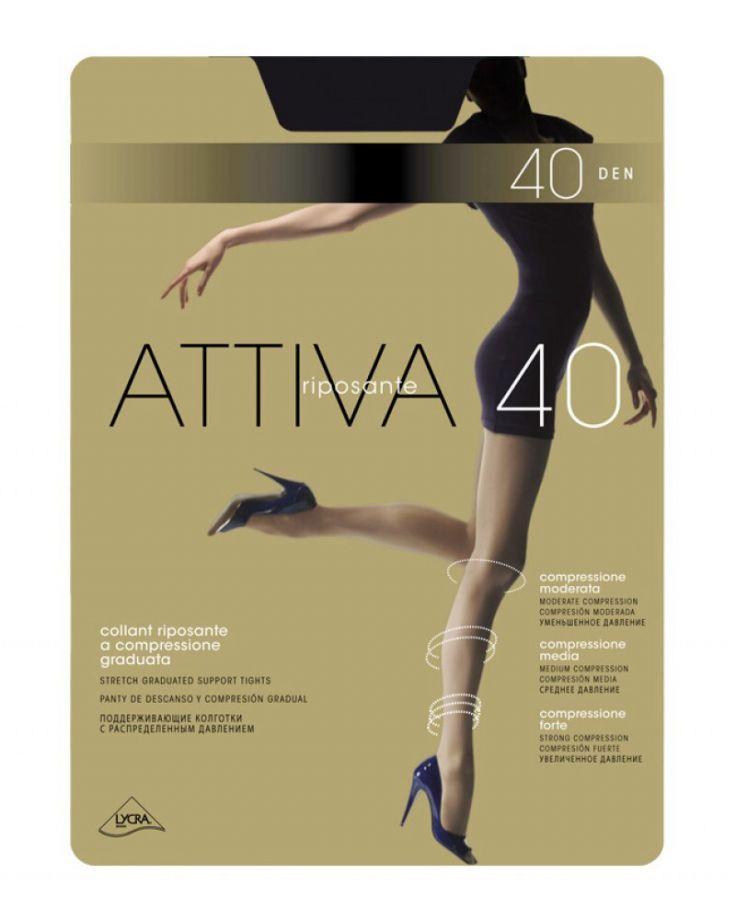 Колготки Attiva 40 Omsa